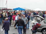 photo:  Timonium hamfest