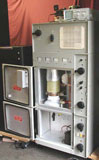 photo: 3CX3000F7 amplifier with door open