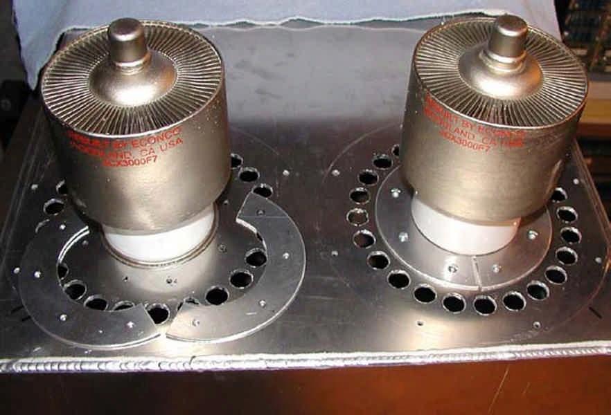 W2DTC's Homebrew Class 'A' RF Amplifier