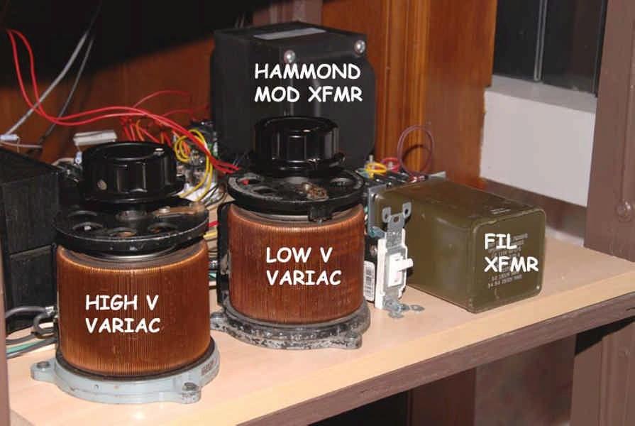 HI-FI Viking II transmitter for AM
