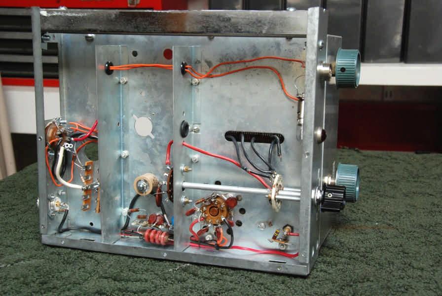 hi fi modulador rf: