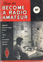 photo: 1956 edition of the ARRL Amateur Radio License Manual