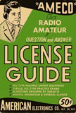 photo: 1956 edition of the Ameco License Guide