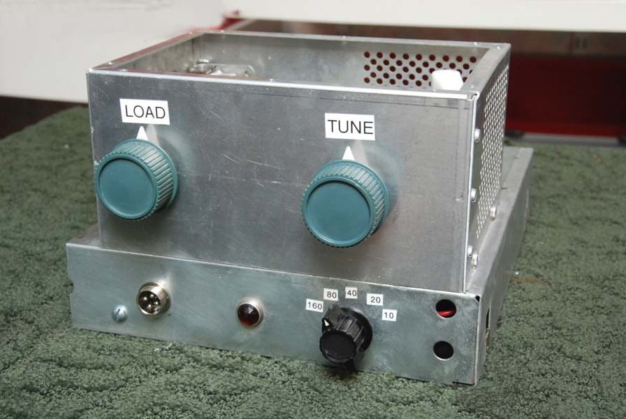 W2dtc Radio Station Equipment Page on tube am radio transmitters